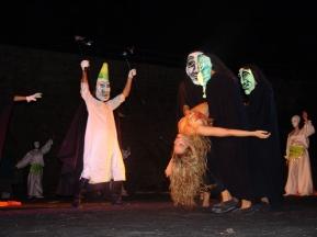 Orfeo Tanztheater Kyrenia Pluto