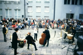 Performance Muenchen Stadtmuseum 2